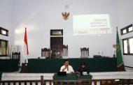 Sosialisasi SIPP versi 3.2.0 Pengadilan Negeri Tilamuta Kelas II