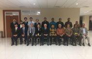 KETUA KAMAR PEMBINAAN MAHKAMAH AGUNG MENERIMA KUNJUNGAN DELEGASI JAPAN INDONESIA LAWYERS ASSOCIATION