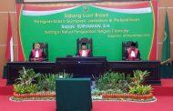 Pengambilan Sumpah Jabatan dan Pelantikan Ketua Pengadilan Negeri Tilamuta