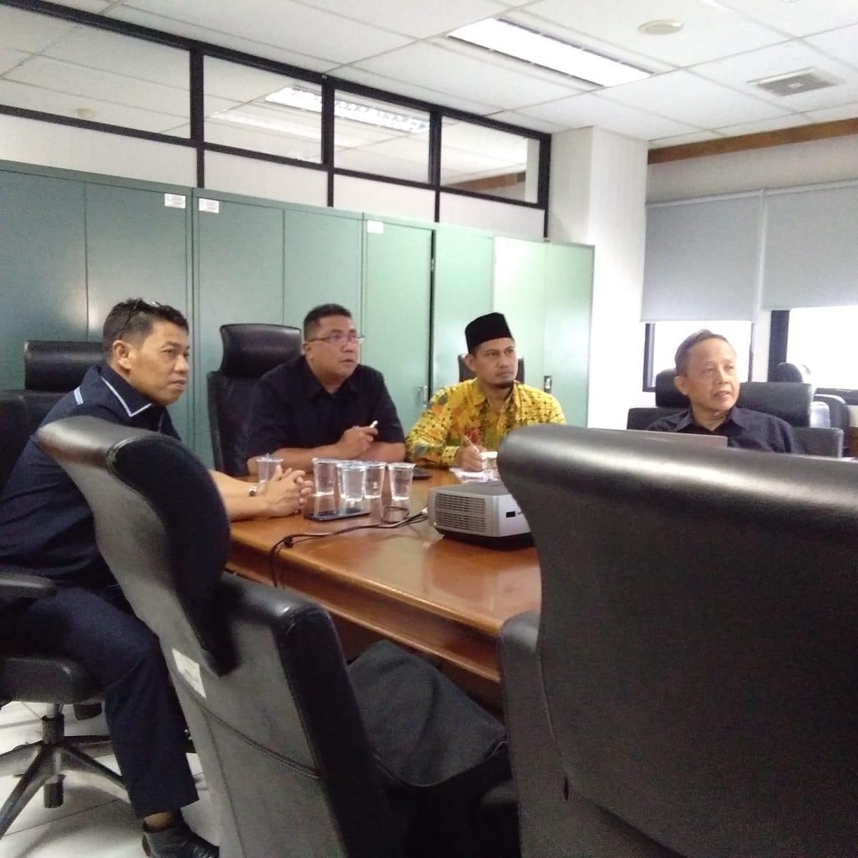 Sekretaris PN Tilamuta Konsultasi Belanja Modal TA 2020 di Mahkamah Agung