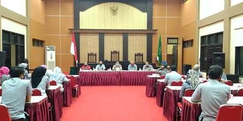 Pembinaan Pelayanan Terpadu Satu Pintu Pengadilan Tinggi Gorontalo