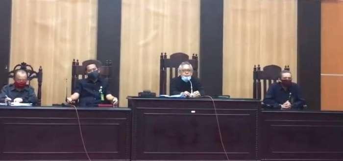 Perkenalan Ketua Pengadilan Tinggi Gorontalo Bpk. Nugroho Setiadji, SH.