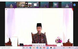 Ketua Pengadilan Tinggi Gorontalo mengikuti Kegiatan #PrayFromHome